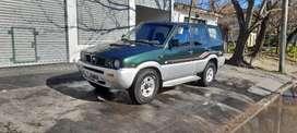 Nissan terrano ii 4x4 año 2000 full
