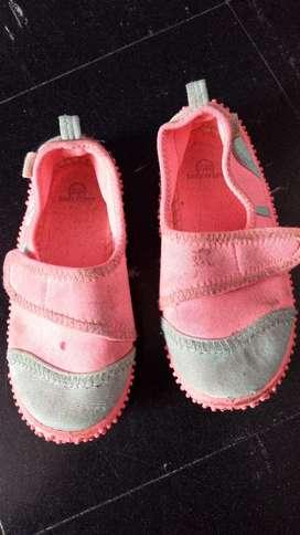 Zapatos talla 23 para niña