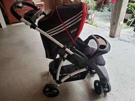 Coche para bebé PRIORI con silla para carro
