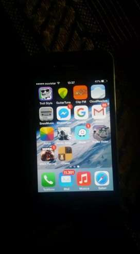 SE VENDE IPHONE 4