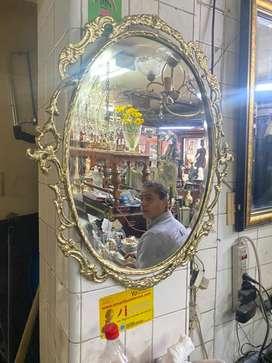 Espejo en bronce