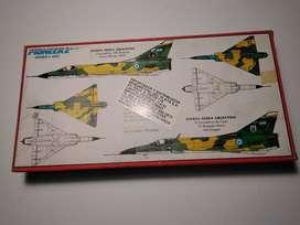 Maqueta para armar Mirage Argentino Malvinas