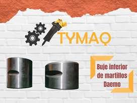 Bujes para martillos hidraulicos Daemo y Win o Ajin