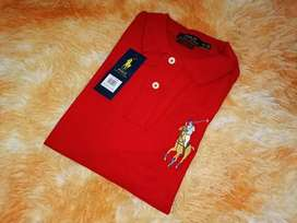 Camisetas marca Polo Ralph Lauren talla M y L