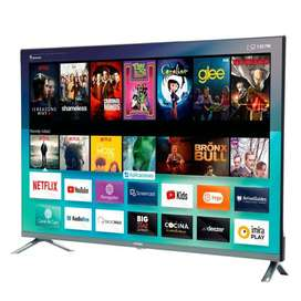Smart TV Hyundai 50""