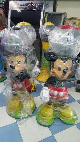 Dispensadora de dulces Mike Mouse