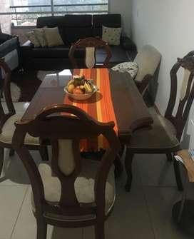 Londo comedor & Sofa Cama en L
