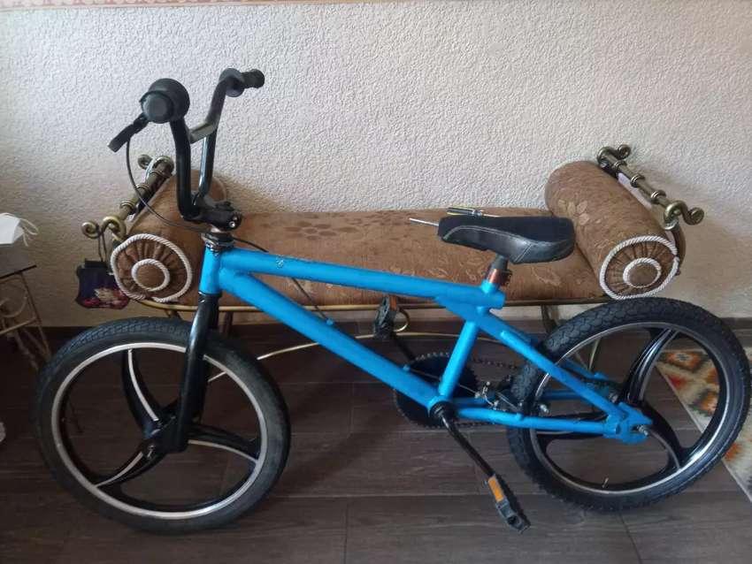 Se vende Bicicleta 0