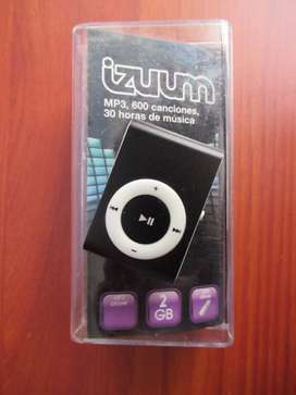 MP3 RADIO IZUUM 2GB