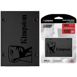 DISCO SOLIDO KINGSTON 120GB A400