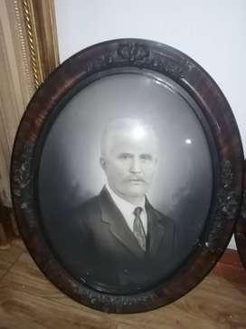 Fotos antiguas originales, expresidente Marco Fidel Suarez
