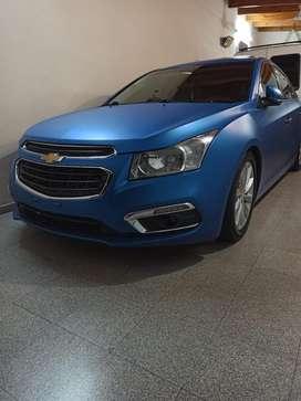 Chevrolet Cruze Ltz 2015 1.8