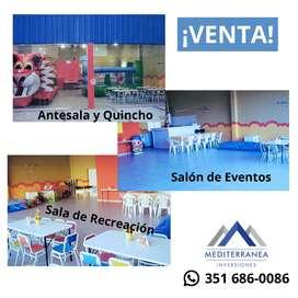 Vendo Local Comercial Centro de Villa Allende.  Excelente ubicación. Pasaje Cordoba 63