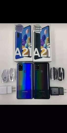 Samsung A21s 64Gb original de oferta