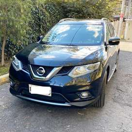 Nissan X-Trail Exclusive 2017
