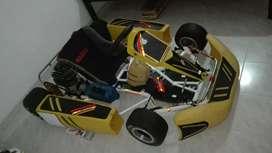 Vendo Kart 125 Fórmula