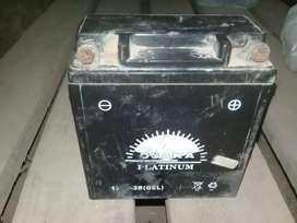 Batería de moto