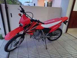 Vendo HONDA TORNADO 250CC 2008