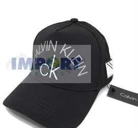 gorras calvin klein jeans logos reli negra envio nacional