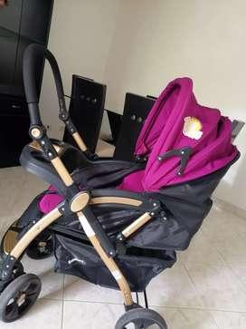 Coche de lujo para bebé