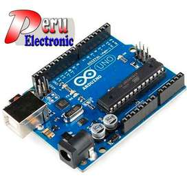 Arduino Uno Sensores pantallas arduino Host Usb