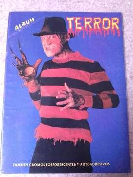 Álbum de terror vintage, Navarrete