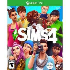 Los Sims 4 Xbox One Codigo