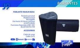 PARLANTE MAXLIN BLK6