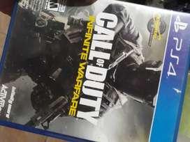 Vendo COD Infinite Warfare