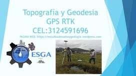 Servicios de Topografía y Geodesia GPS RTK
