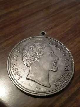 Medalla Conmemorativa Luwig