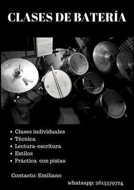 CLASES  DE BATERIA (online)