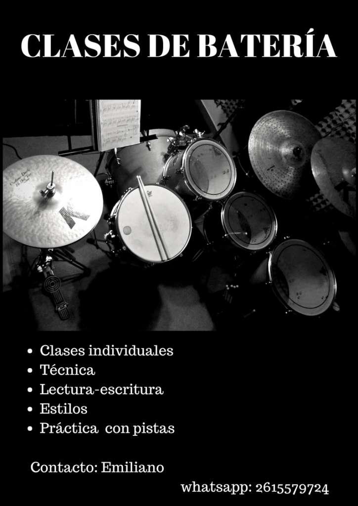 CLASES DE BATERIA 0