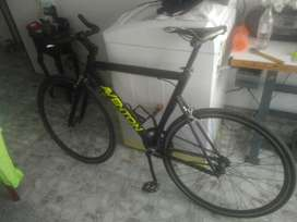 Bicicleta Tipo Fixie Piñon Libre