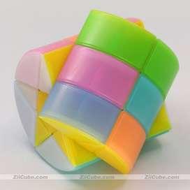 Cilindro Prisma Pentagonal 3x3 Cubo Rubik YJ Colorful Stars
