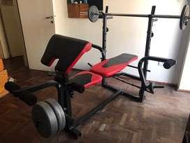 Vendo Gym por falta de espacio