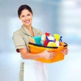 Se ofrece señora para oficios varios en Palmira los fines de semana.