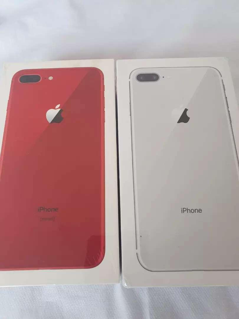 Iphone 8 plus nuevo.