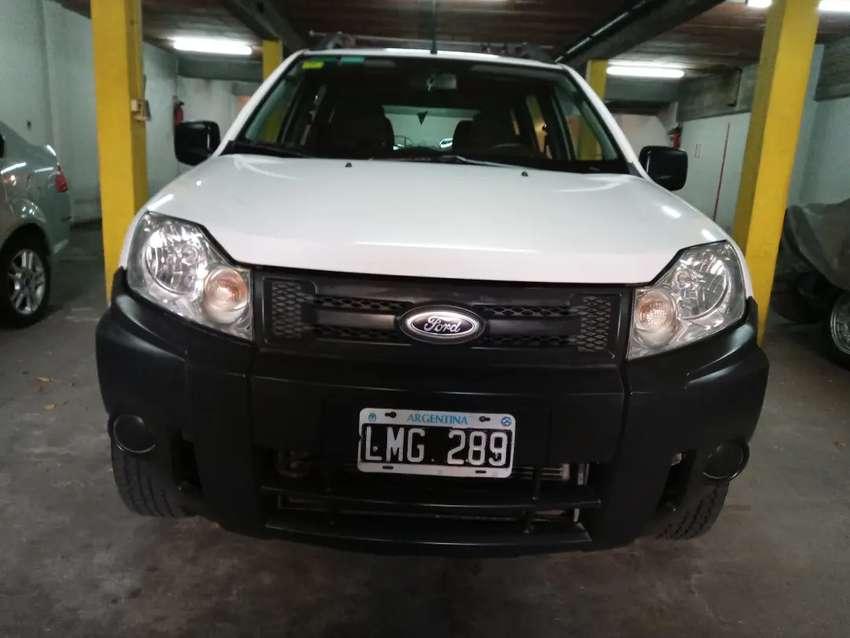 Ford ecosport xl plus 1.6 nafta mod 2012 solo 87mil km muy buen estado permutaria calle 62entre3y4 la plata ciudad