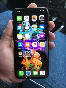 IPHONE XS MAX 64GB GRIS PERFECTO ESTADO