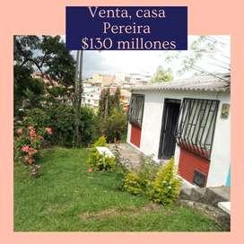 Casa lote en venta Pereira