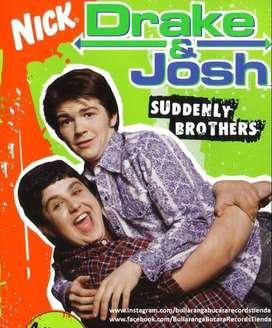 Drake & Josh (2004-2007) Serie completa 4 temporadas 57 episodios Español Latinoamérica en 6 discos Envío Incluido