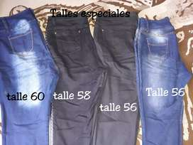 Jean mujer talle especial