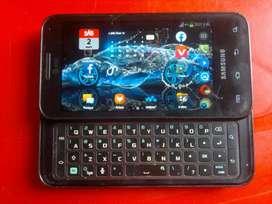 Samsung Captivate Glide de colección,con teclado físico, no Huawei.no xperia