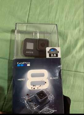 cámara go pro 8