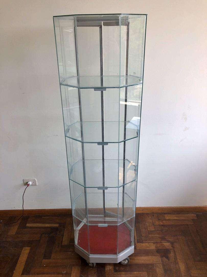 Vitrina de vidrio 0