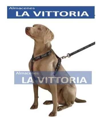 Pechera Con Correa Militar Super Resistente Perros Grandes 0