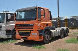 Camion Remolcador DAF CF85 6x2 2016