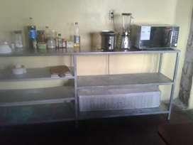 Mesa de trabajo para cocina