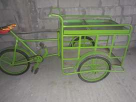 sé vende triciclo.
